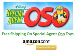 disney special agent oso toys