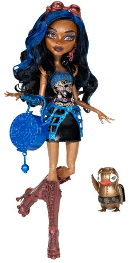 Robecca Steam Doll with Pet Captain Penny