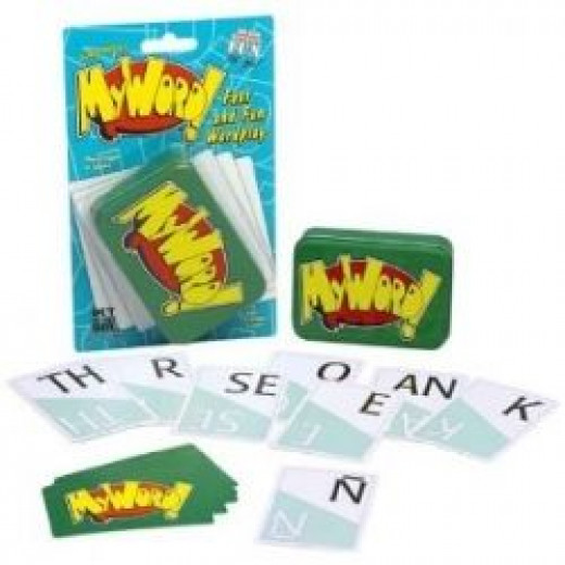 My Word Card Game