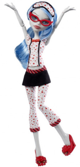 Ghoulia Yelps Dead Tired Doll