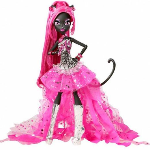 Catty Noir Monster High Doll
