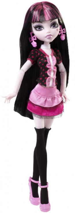 Monster High Classrooms Draculaura Doll
