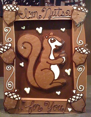 Chocolate Photo Frame Recipe