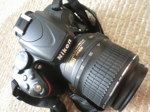 The Nikon D5300 Digital Camera