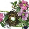 Decorative Birds Nests