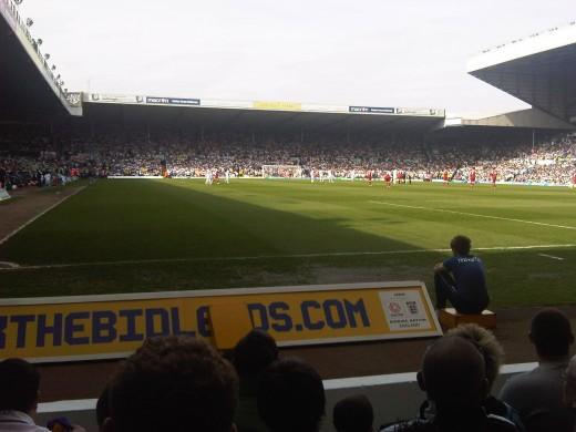 Elland Road - Leeds Utd