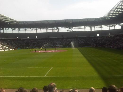 Stadium:mk, MK Dons