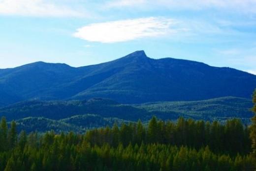 Mount Hooknose