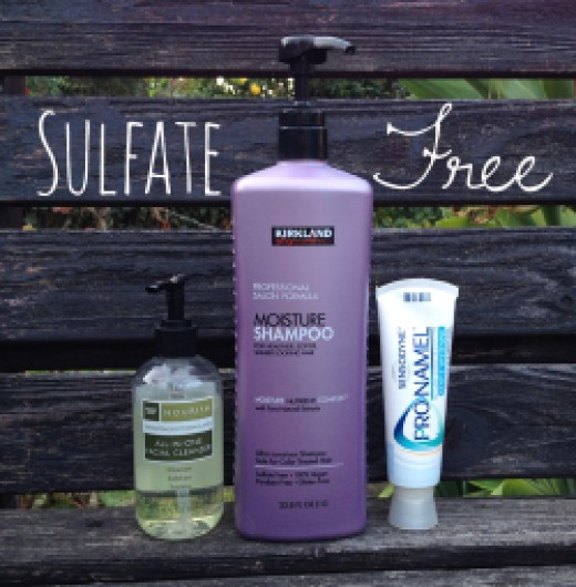 Sulfate Free Skincare Products