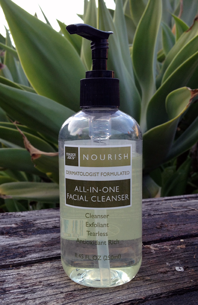Trader Joes All-In-One Facial Cleanser (Sulfate Free)