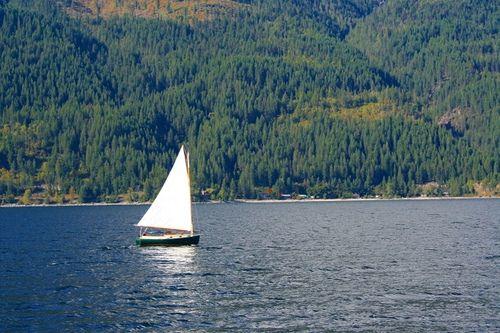 I love sailboats