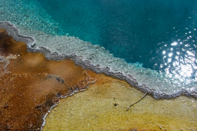 The Colors of Yellowstone