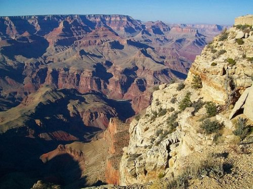 The Grand Canyon is so Surreal to Look Upon