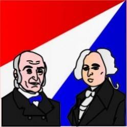John Adams and John Quincy Adams: The