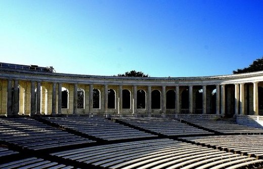 The Memorial Amphitheater at Arlington National Cemetery