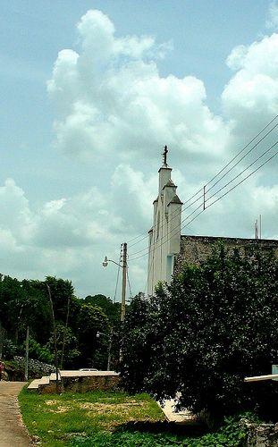 Mayan Church