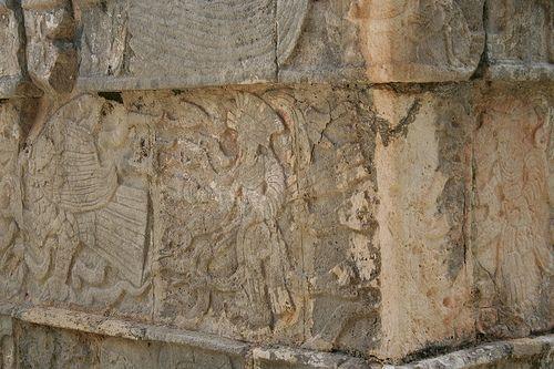 The Serpents of Chichen Itza