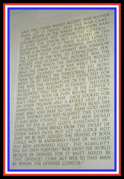 Abraham Lincoln Second Inaugural Address