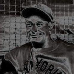 Lou Gehrig --