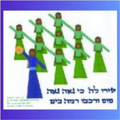 Strong Jewish Women 7 -- Miriam the Prophet