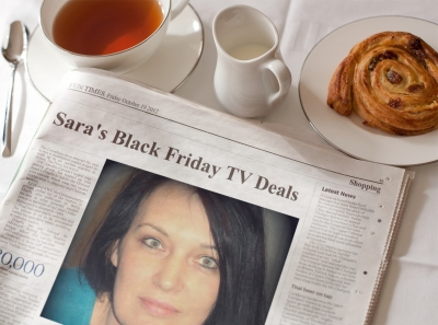 Sara's Black Friday Deals on TV's