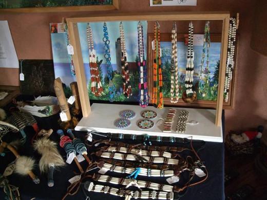 Regalia Necklaces I craft