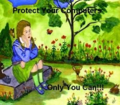 PROTECT Your Computer's Security from ATTACKS like from THINK POINT
