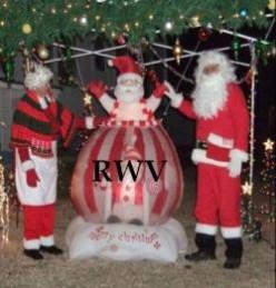 Christmas Yard Displays
