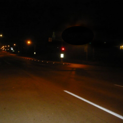 Empty Night Highway 2 by Teddy O'Malley