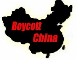 Boycott China For Crimes Against Animals
