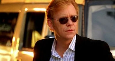 Horatio Caine uses sunglasses!
