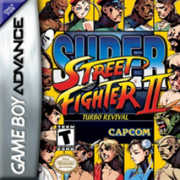 Super Street Fighter 2 Turbo: Revival - Gameboy Advance