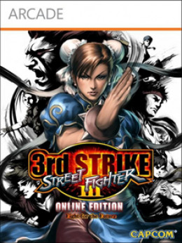 Street Fighter III: 3rd Strike Online Edition - Xbox Live/Playstation Network