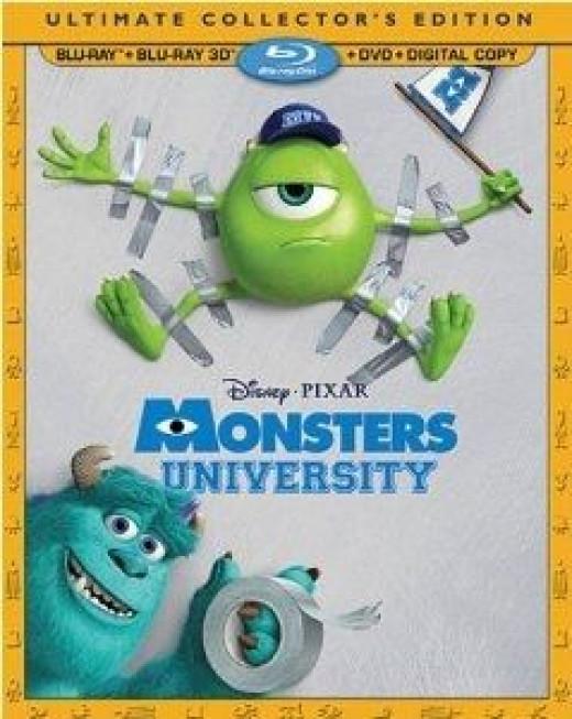 Best Animated Movies 2013