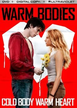 Warm Bodies Movie DVD