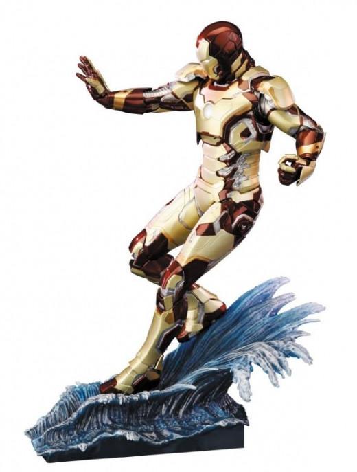Iron Man 3 Statue