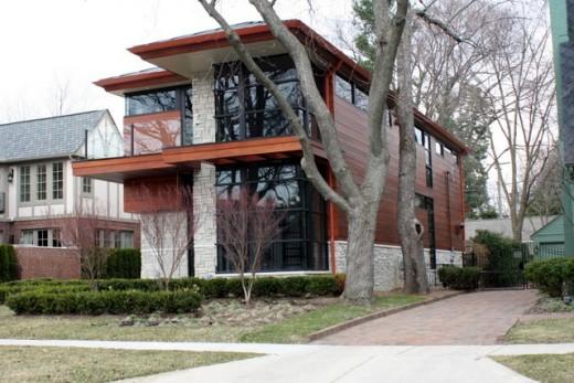 New House on Frank Street