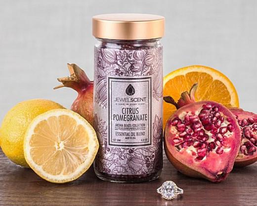 Jewel Scent Citrus Pomegranate
