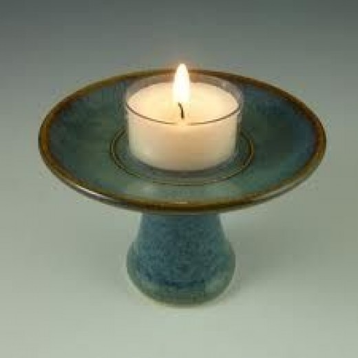 chalice candle