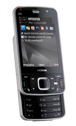 Top Slide Phone