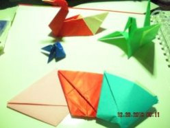 Origami yami...