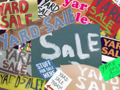 Yard/Garage/Tag    Sale