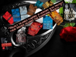J.R. Ward's  Black Dagger Brotherhood