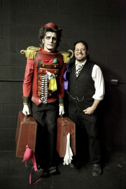 R.J.'s Tim Burton Whimsy (& if I remember right won that week's challenge)