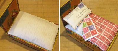 Cigar Box Dollbed