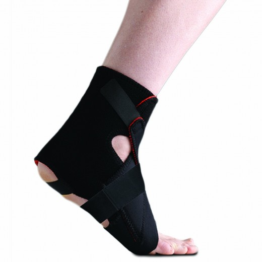 Sprained ankles are common netball injuries
