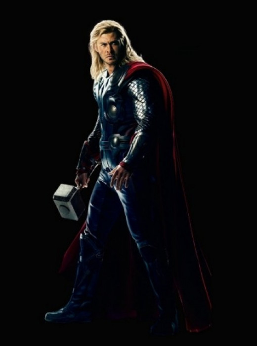 OMG Literally! ~Thor
