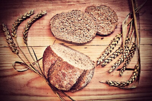 With or without extra brown or beige fat in the body, it's important to follow a healthy diet. Whole grains are generally considered to be an important component of this diet.