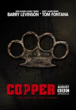 Copper on BBC America