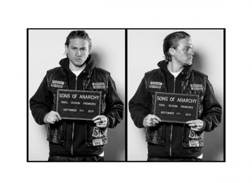 Sons of Anarchy promo shot for last season
